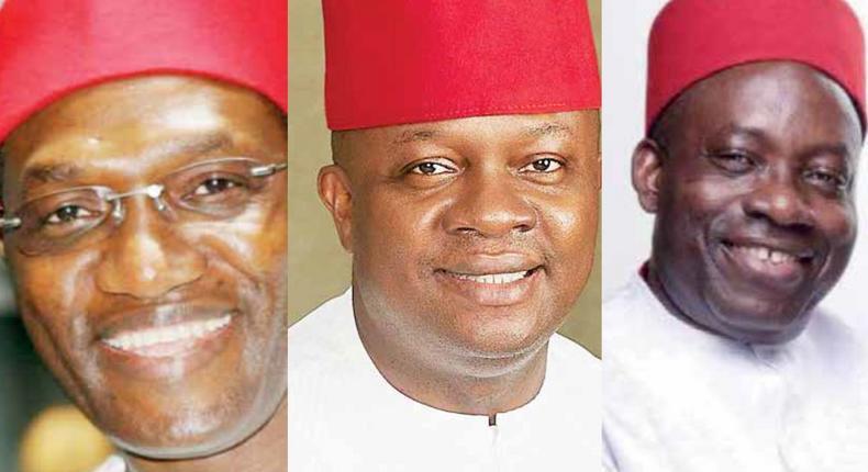 Ozigbo, Soludo, Uba make INEC final list for Nov 6 election in Anambra.
