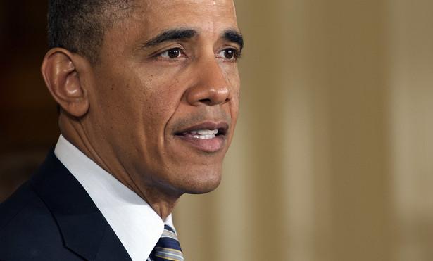 Barak Obama Prezydent USA