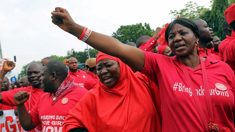 The Bring Back Our Girls (BBOG) group has relentlessly campaigned for the return of the Chibok girls since they were abducted by Boko Haram five years ago [BBC]