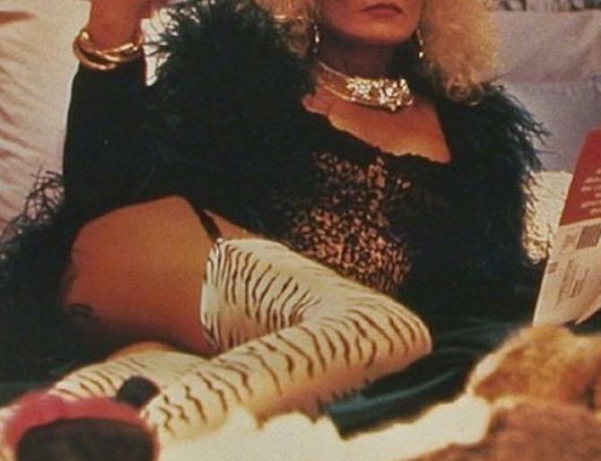 Valeri Perin bila je seks simbol