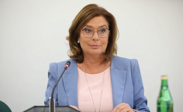 Małgorzata Kidawa-Błońska powiedziała, że z tego co wie, nie pojawiła się dotąd żadna inna kandydatura na prezydenta i jej zgłoszenie jest jedyne. Zastrzegła jednak, że powiedzieć, iż jest kandydatką KO na prezydenta będzie można w piątek, gdy zbierze się zarząd PO, który zatwierdzi kandydaturę.