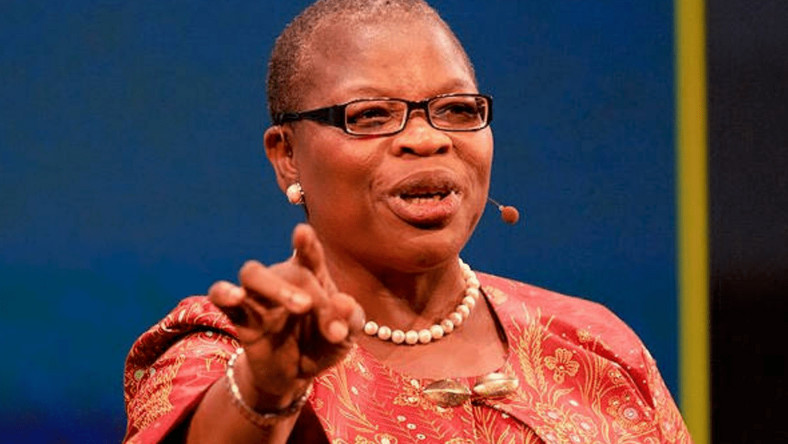 Oby Ezekwesili insists that China has questions to answer for its part in the COVID-19 pandemic (Ezekwesili media team)