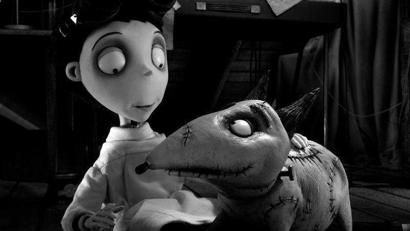 """""""Frankenweenie"""" (fot. kadr z filmu)"""
