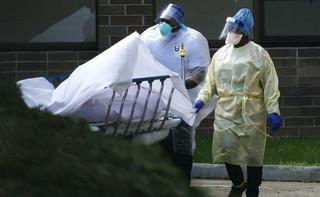 Już 100 tys. zgonów osób zakażonych koronawirusem na świecie