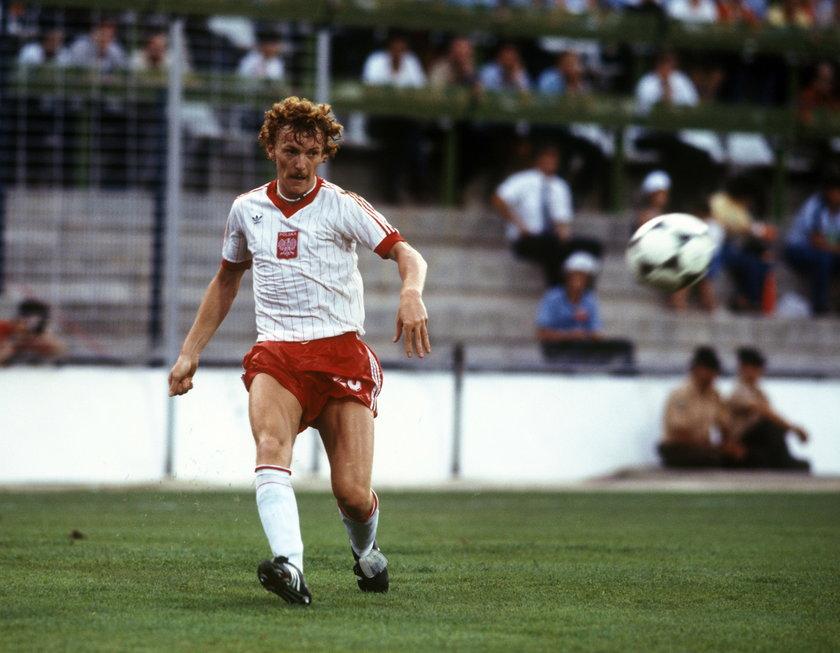 Zbigniew Boniek zagrał na trzech mundialach