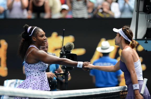 Serena Vilijams i Ćijang Vang