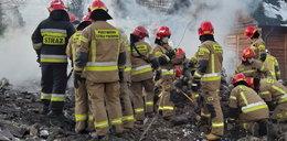 Wybuch w Szczyrku. Jedna osoba przeżyła, bo była w pracy