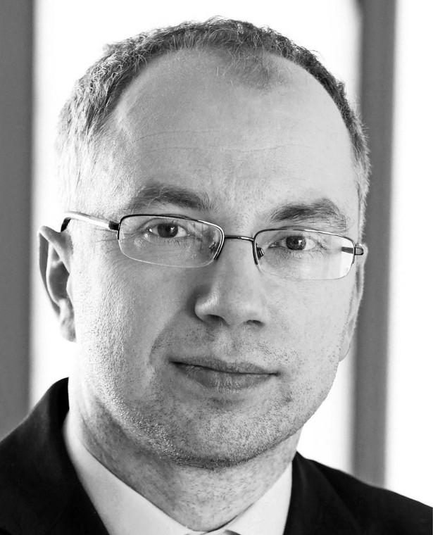 Roman Namysłowski, doradca podatkowy, partner w CRIDO