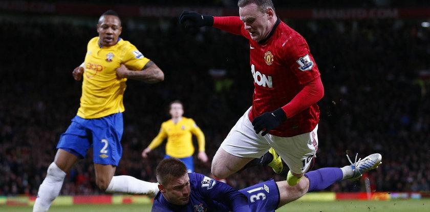 Artur Boruc w sobotę chce zatrzymać Manchester United
