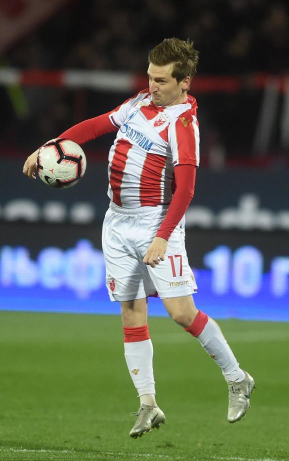 Marko Marin bi uskoro trebao da potpiše novi ugovor sa Crvenom zvezdom