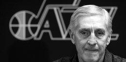Zmarł legendarny trener Jerry Sloan. Przez 23 sezony prowadził koszykarzy Utah Jazz