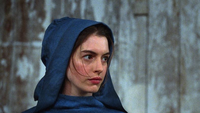 """Anne Hathaway w filmie """"Les Misérables – Nędznicy"""""""