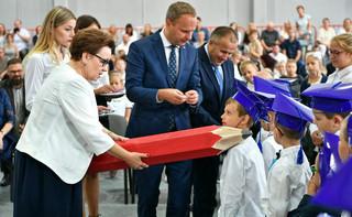 50 placówek będzie mogło skorzystać ze wsparcia finansowego. Minister edukacji ogłosiła program Przestrzeń Przyjaznej Szkoły