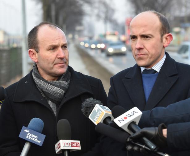 Poseł Nowoczesnej Marek Sowa i poseł PO Borys Budka, PAP/Jacek Bednarczyk