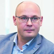 Maciej Szymajda wiceprezes Stowarzyszeniakomisów.pl