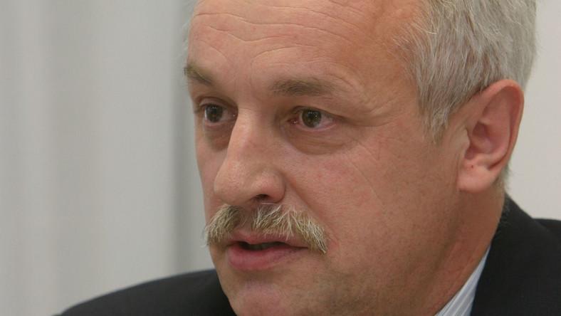 Andrzej Kwaliński PAP/Leszek Szymański