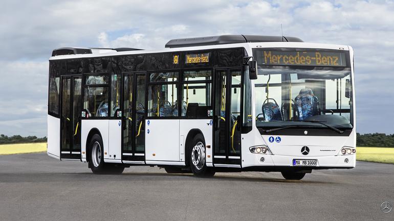 Autobusy Mercedes Conecto dla Warszawy