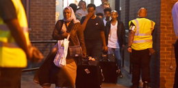 Ewakuacja mieszkańców w Londynie. W obawie przed kolejnymi pożarami