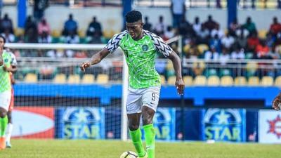 Liverpool forward Taiwo Awoniyi and Turkey-based midfielder Azubuike Okechukwue join U23 camp