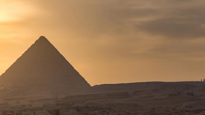 Tajemniczy obiekt na pustyni - co to jest?