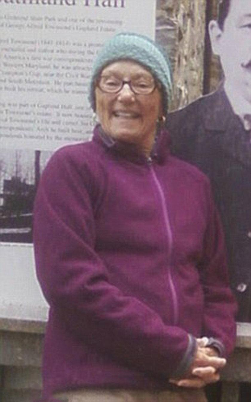 Geraldine Largay zmarła z głodu na szlaku