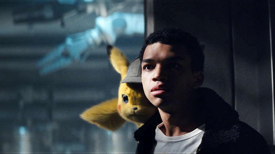 """""""Pokémon: Detektyw Pikachu"""" - kadr z filmu"""