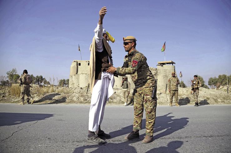 Avganistan, Kabul
