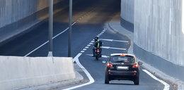 Zamykają nowy tunel na Trasie WZ