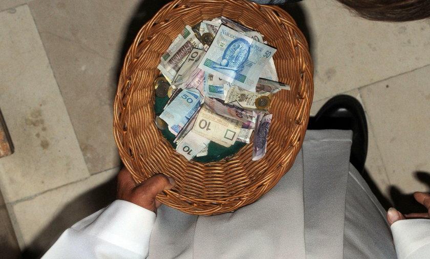 W kościele na tacę zapłacisz kartą!?