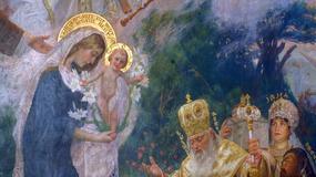 Matka Boska czy… kosmici?