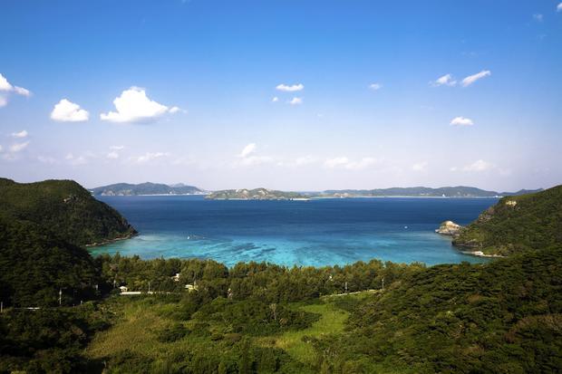 Japonia, Okinawa