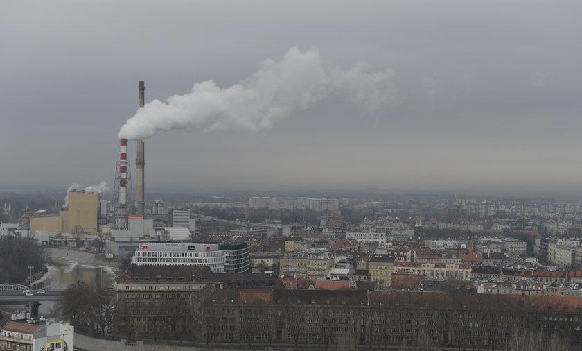 Niebo nad Wrocławiem