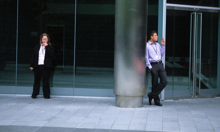 Wychodzisz w czasie pracy na papierosa? Czekają cię zmiany