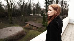 """""""Azyl"""": Jessica Chastain o swojej wizycie w Polsce"""