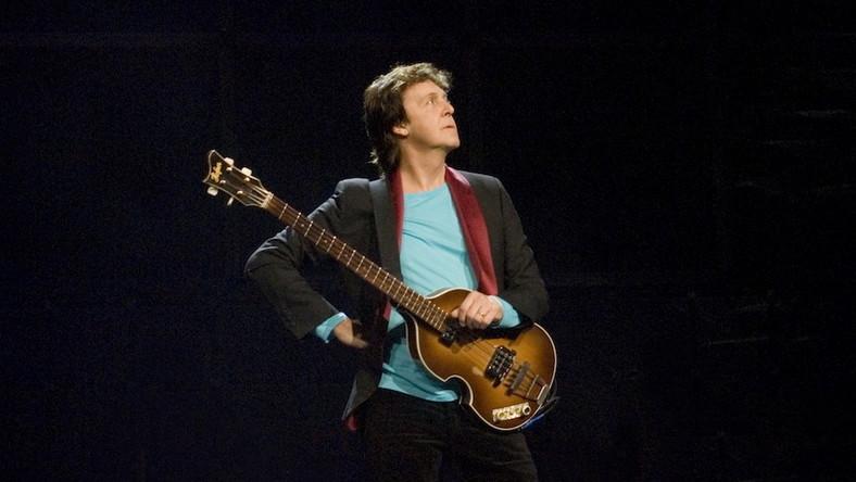 Paul Mccartney przygotowuje nowy album