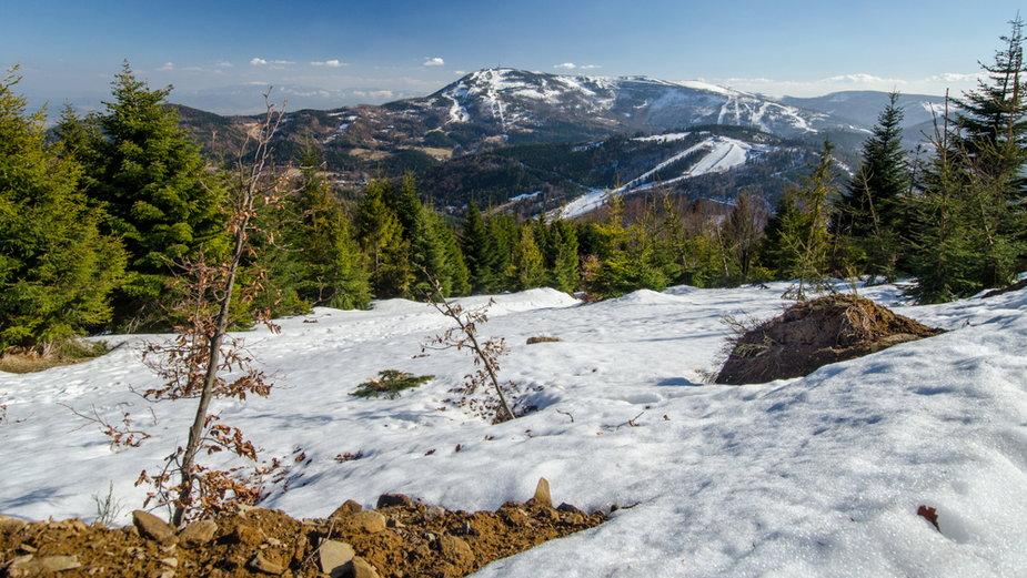 Namiot prawdopodobnie trzeba będzie robić na śniegu