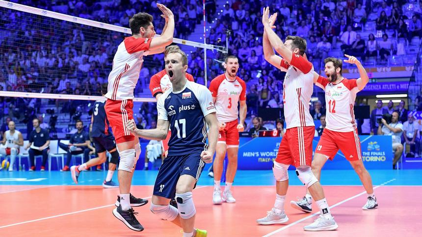 29.09.2018 SIATKOWKA - POLSKA - USA - FIVB VOLLEYBALL MEN'S WORLD CHAMPIONSHIP 2018