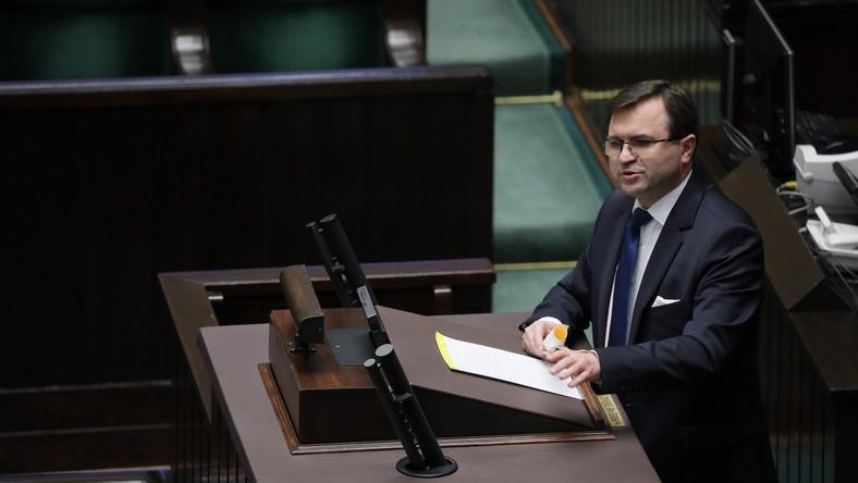 Poseł Zbigniew Girzyński