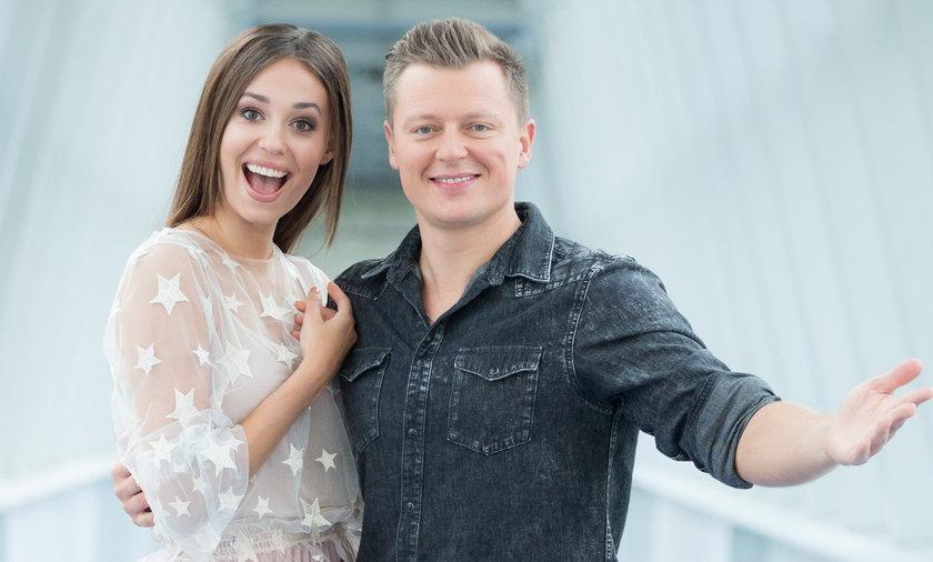 Izabella Krzan i Rafał Brzozowski lubią ze sobą pracować