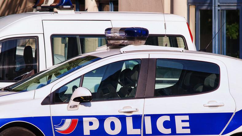 Francuska policja - zdjęcie ilustracyjne