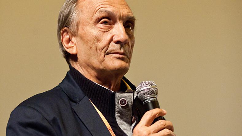 Krzysztof Gradowski (fot. Joanna Pieczara/ Festiwal Filmów dla Dzieci)