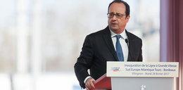 Strzały podczas przemówienia prezydenta Francji. Są ranni