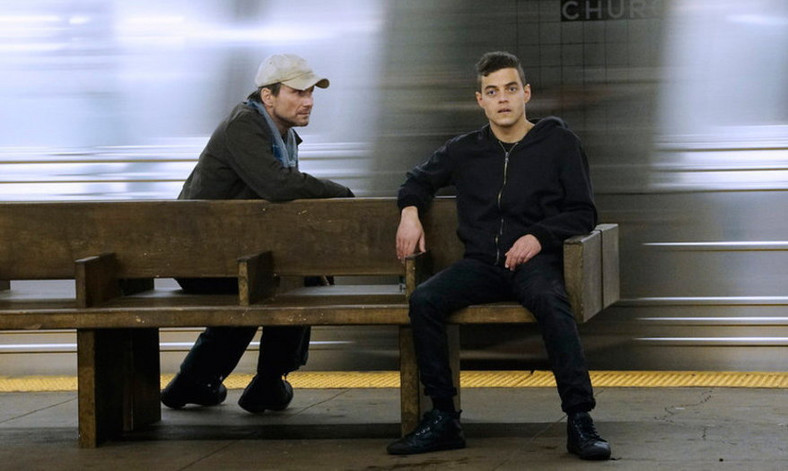 """Mr. Robot"", fot. USA Network"