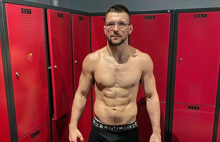 """""""Mój rywal się rozmyślił i nie podpisał kontraktu"""" – Gamrot o następnym pojedynku w UFC"""