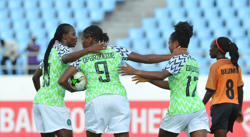 Super Falcons coach Dennerby lists Oshoala, Ebi, Ordega, Oparanozie, 23 others for final camping ahead of 2019 FIFA Women's World Cup