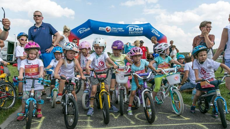 Enea Challenge Kids Triathlon 2016