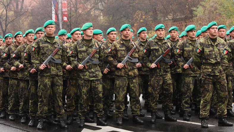 Czescy żołnierze