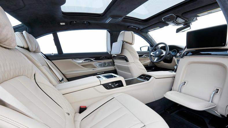 BMW serii 7 Long