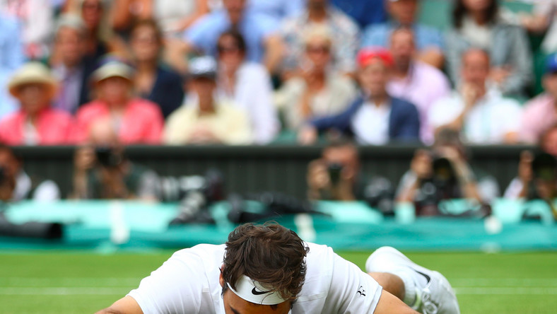 Roger Federer got so drunk he couldn't remember what he did after Wimbledon.