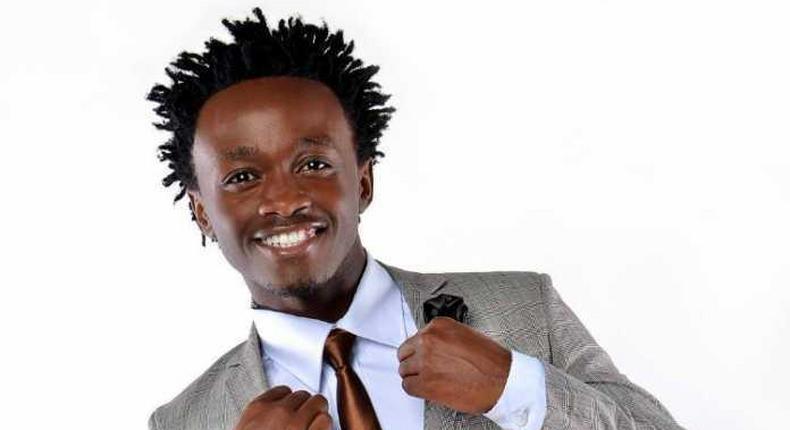 Gospel wonder-kid Bahati